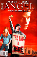 Angel After The Fall #8 cover B comic book Season 6 Tv show series Joss Whedon