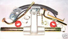 VW AIR COOLED BEETLE.BUGGY REDLINE MANIFOLD & LINKAGE TO FIT  WEBER 32/36 DFEV