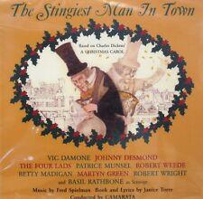 THE STINGIEST MAN IN TOWN - 30 VA Holiday cuts on Jasmine