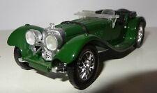 SS Cars Ltd - Jaguar - SS 100 - 1938 - Solido - 1/43