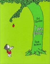 L'Arbre Genereux (The Giving Tree), French Edition, Silverstein, Shel, Shel Silv