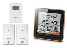 Estacion meteorologica con pantalla 4 zonas int/ext, 3 sensores - Oregon RAR502