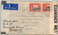 GP GOLDPATH: DOMINICAN REPUBLIC COVER 1942 AIR MAIL _CV570_P23