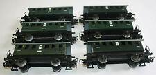Unbemalte Epoche III (1949-1970) analoge Modellbahnen der Spur H0-Produkte