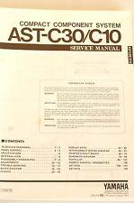Service Manual für Yamaha AST-C30 / C10