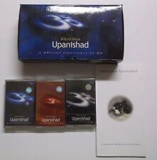 Mandukya Upanishad: A Musical Experience of Om Audio Cassettes & Book NEW SEALED