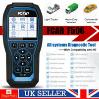 J1708 J1939 HEAVY DUTY TRUCK FULL SYSTEM SCAN DIAGNOSTIC For ISUZU HINO FUSO UD
