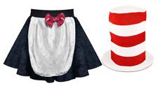 Costume Bambina Bambino Pinguino Costume Da Ballo Gonna + Cappello