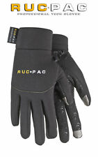 New RucPac Professional Tech Gloves for Photographers (Medium/Large, Black)