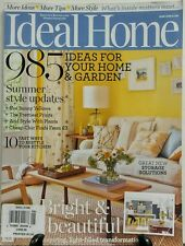 Ideal Home UK June 2016 985 Ideas For Your Home & Garden Style FREE SHIPPING sb