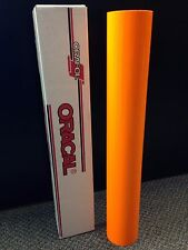 "1 Roll Fluorescent Vinyl Pink  12/"" x 3Feet  Free Shipping Total 8.00"