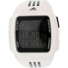 Adidas Men's Duramo ADP6091 White Silicone Quartz Sport Watch
