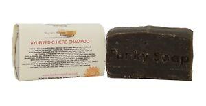 1 piece Ayurvedic Herb Shampoo, 65g, 100% Natural Handmade
