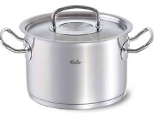 Fissler 4.1 qt. Stainless Steel Original Profi Collection High Stock Cooking Pot