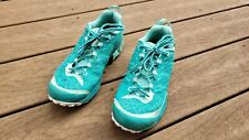 La Sportiva Akyra Womens Green Trail Running Sports Shoes hiking outdoor offroad