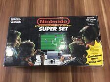 Nintendo Entertainment System NES Super Set Konsole OVP Mit 3 Spielen - getestet