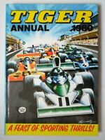 TIGER ANNUAL 1980 NOT PRICE CLIPPED NO LOOSE PAGES