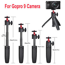 Tripod Gimbal Selfie Stick Bracket Stand Holder For Gopro 9 Camera Accessories