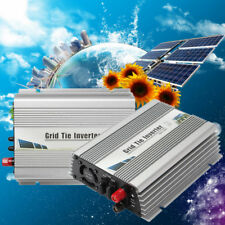 Solar Grid Tie Micro Inverter Pure Sine Wave Panel MPPT 22-60V 600W To AC 230V