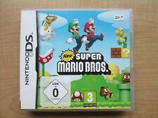 Nintendo DS - Super Mario Bros. - Manual INCLUDED