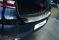 Porsche Macan 2014Up Chrome Rear Bumper Protector Scratch Guard S.Steel