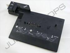IBM Lenovo ThinkPad T500 W500 Advanced Docking Station Port Replicator 2 Keys