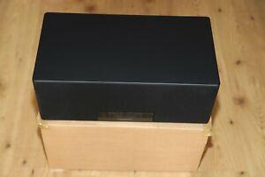 Meridian DSP 3100C Pair Active Speakers Matt black Excellent condition