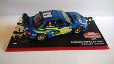 SUBARU IMPREZA   - Rallye MONTE CARLO 2006 - S. SARRAZIN