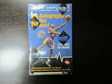 1998-99 EDGE IMPULSE BASKETBALL FACTORY SEALED BOX (B17)