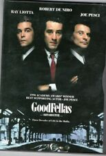 "DVD""GOODFELLAWS""1990 Academy Award Winner, R DeNiro, R.Liotta,Joe Pesci, Mafia"
