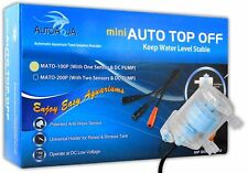 AutoAqua Mini ATO Auto Water Top Off / Up Pump System 1 Float Switch Aquarium