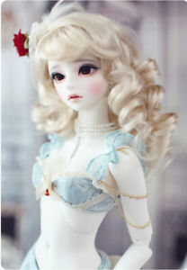 1/3 BJD DOLL YOSD Girl Boby 57.3cm Resin Ball Jointed Doll + Eyes + Face Make up