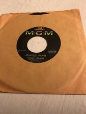 Connie Francis Jealous Heart Can I Rely On You 45rpm Vinyl MGM Records