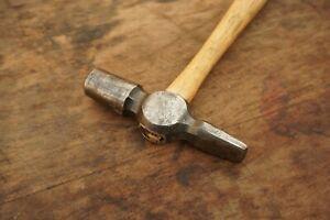 Vintage  Cross Peen Hammer,Blacksmith Forge,Anvil Farrier,Shop Tool,Nice!
