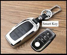 Key Fob Bag Case Shell For Corolla Camry RAV4 Kluger Prado J150 Mark Highlander