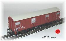 MÄRKLIN 47328 Gedeckter Güterwagen Gbs 254 der DB #NEU in OVP
