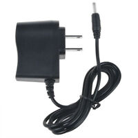 1A AC Wall Charger Power Adapter Cord Cable for RCA RCT6378W2 Android Tablet PC