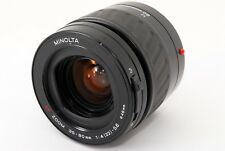 Minolta AF Zoom 35-80mm f/4-5.6 Lens Excellent++ from Japan