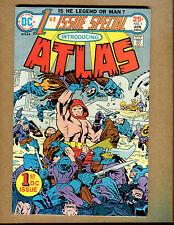 Atlas #1 - Introducing Atlas 1st Issue Special - 1975 (Grade 8.0)