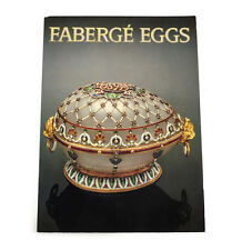 Christopher Forbes 'Faberege Eggs' Harry N Abrams, Inc Soft Cover, 1983