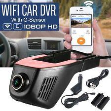 DVR AUTO WIFI DASH CAM CAR 1080P FULL HD REGISTRATORE VIDEO G SENSOR TELECAMERA