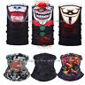 Men Fleece Scarf Neck Warmer Tube Thermal Motorcycle/Bike/Ski Balaclava Mask Hat
