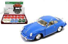 KINSMART DISPLAY Diecast Car 1:32 Porsche 356 B Carrera 2 KT5398D