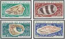 Timbres Coquillages Wallis et Futuna 192/5 * lot 26227
