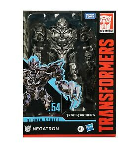 Transformers Hasbro Studio Series SS-54 Voyager 2007 Movie Megatron Brand New