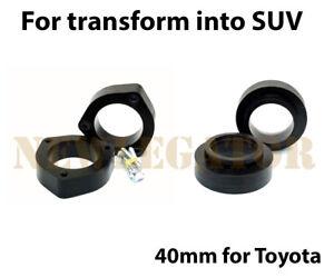 Complete leveling Lift Kit 40mm for Toyota Estima, Previa / Tarago, Sienna 2003-