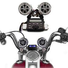 New MP3 Speakers Audio Radio fit for Yamaha V-Star XVS 1100 Custom Silverado