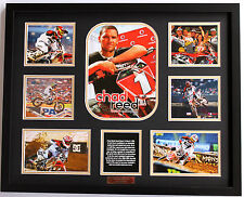 New Chad Reed Limited Edition Memorabilia Framed
