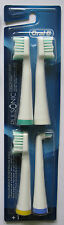One 4-Pack of Oral-B Pulsonic and Precision Tip Electric Toothbrush Brush Heads