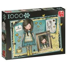 JUMBO JIGSAW PUZZLE GORJUSS: THE LITTLE FRIEND SANTORO LONDON 1000 PCS #18560